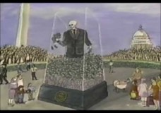 Money Man: a monument to the American Way