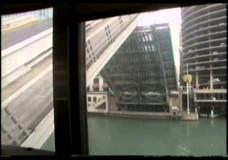 Raising and lowering Chicago's bridges