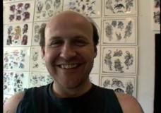 Tony Fitzpatrick on the Art of Tattoo