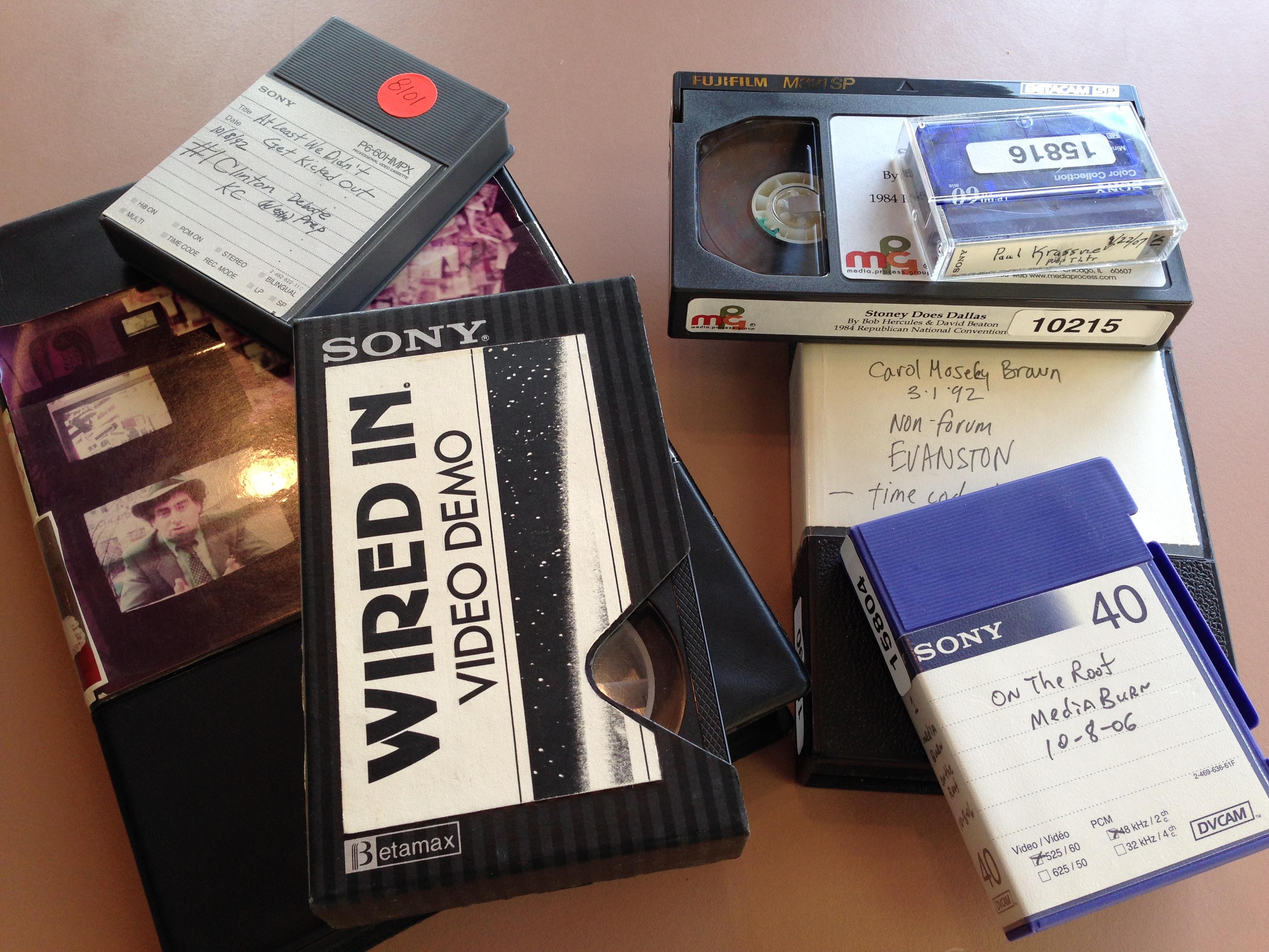 Video Transfer--all formats