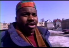 Chicago's South Side, election day 1992 with Andrew Jones