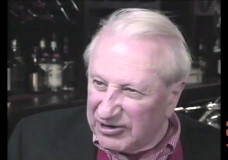 """Thanksgiving, 1933. That was the year that devil's brew touched my lips."" —Studs Terkel"