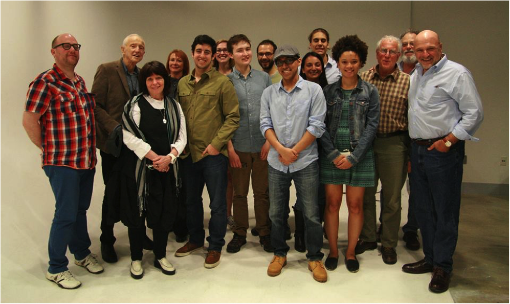 Haskell Wexler at the University of Chicago, 2014