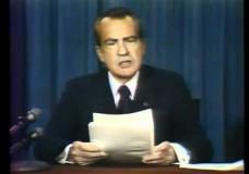 Nixon's resignation (excerpts)