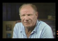 "Bill Veeck: ""There isn't going to be room for us bums."""