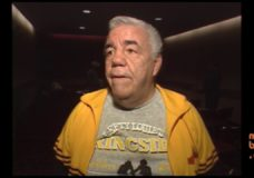 Famed Boxing Promoter, Manager and Trainer Lou Duva dies at 94