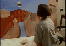 [Chicago Crossings: Bridges and Boundaries, reel 57; Student Mural Day]