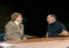 [John Mengelt interviews Bill Veeck]