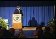 Roanoke Alumni Festival: Presidential Banquet with Studs Terkel