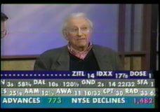 [Stock Market Observer interviews Studs Terkel]