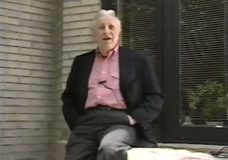 [Studs Terkel interview about America]