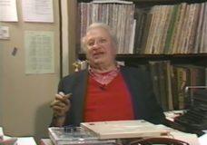 [Studs Terkel interview for Charlie Rose, part 3]