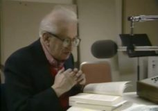 [Studs Terkel with Dave Marsh, part 1]