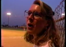 [The 90's raw: Congressional softball tournament]