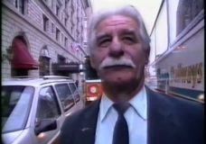 [The 90s Election Specials raw: Clinton bus driver]