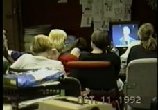 [The 90's Election Specials raw: Clinton campaign headquarters in Little Rock #2]