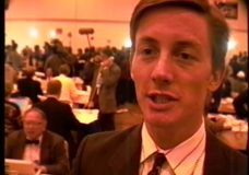 [The 90's Election Specials raw: David Wilhelm in St. Louis]