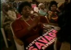 [The 90s Election Specials raw: Gus Savage Rally #2]