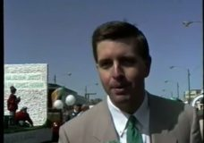 [The 90's Election Specials raw: Jerry Brown at parade]