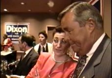 [The 90's Election Specials raw: primary election night at Dixon headquarters]