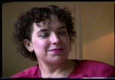 [The 90's raw: interview with Russian woman]