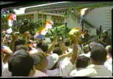 [The 90's raw : Panama – John Dinges – Erika presentation]