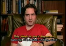 This Week In Joe's Basement, episode 39a: It Seemed Like the Thing to Do at the Time or The Diapers and Daises Dance, Part II.