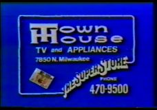 [Town House TV and Appliances ads]