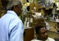 [Voices of Cabrini raw: George Robbins's Barbershop #2]