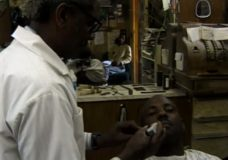 [Voices of Cabrini raw: George Robbins's Barbershop]