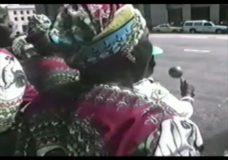 Zimbabwe Homeless