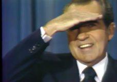 [Nixon's resignation]