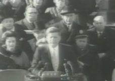 [Howard Zinn raw #40: Various bits from newsreels over the years]