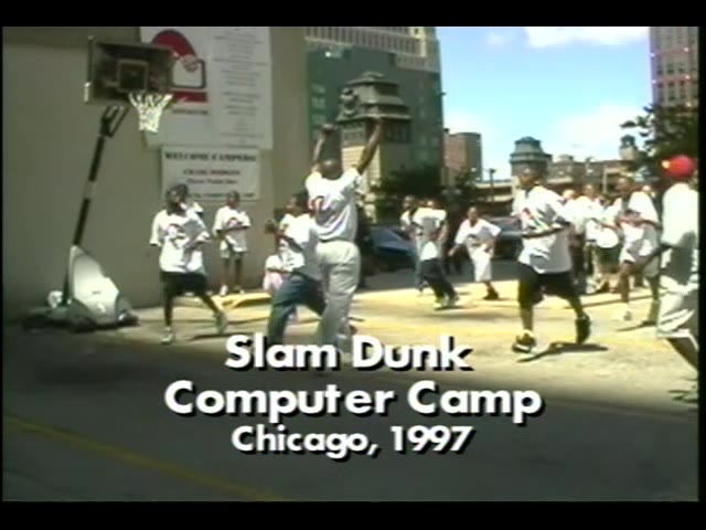 Slam dunk computer camp media burn archive - Computer camif ...