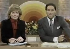 Today with Guest Co-Host Carol Marin: January 16, 1984