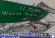 [Carol Marin World Trade Center Coverage with Dan Rather]