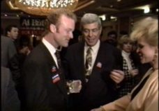 [The 90's Election Specials raw: Al Hofeld fundraiser]
