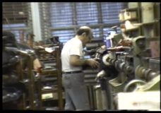 [The 90's raw: New York City shoe repair]