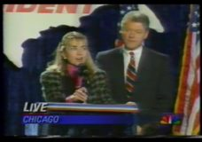[The 90's Election Specials raw: Clinton post-Super Tuesday victory on TV]