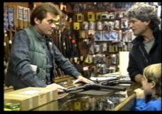 [The 90's raw: Jody Procter Goes To Gun Store]