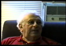[Studs Terkel raw interview for Anthem]