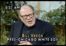 Bill Veeck on Good Morning America