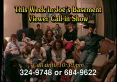 This Week In Joe's Basement, episode 52: The TV Gazes Also