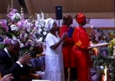 [Voices of Cabrini raw: Marion Stamps funeral]
