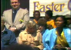 [Jane Byrne's Easter at Cabrini raw #1]