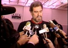 Radio Faces raw: Phil Jackson, Jud Buechler, Tom Shaer, Lorna Gladstone #1]