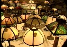 [Chicago Slices raw : Gene's antique lamp store]