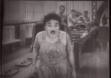 [Film clips about work for Illinois Humanities Council]