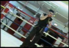 "Phillip Ranstrom Martial Arts Demo: ""Gym"""