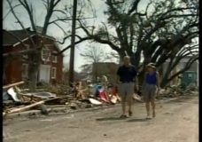 [Report: First trip home after Hurricane Katrina]